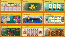 Les jeux de Gratorama1 Les différents types de jeu de Gratorama